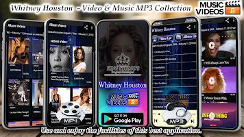 WHITNEY HOUSTON - Offline MP3 & Video Album