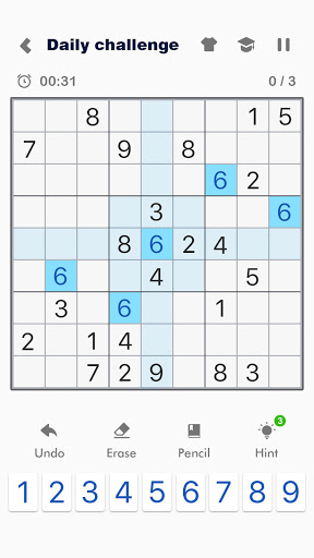 Sudoku Friends - Wake Up Your Brain Daily apkdebit screenshots 9