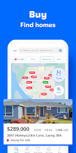 Zillow: Find Houses for Sale & Apartments for Rent 11.11.993.10845 MOD Apk Download 1