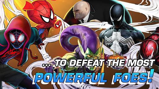 MARVEL Puzzle Quest: Join the Super Hero Battle! 219.556184 screenshots 15