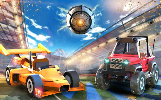 Rocket Car Soccer league - Super Football 1.7 Screenshots 11