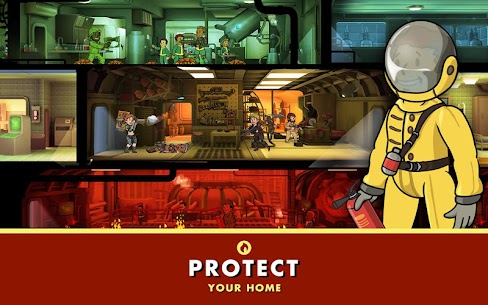 Fallout Shelter MOD APK (Unlimited Money) 12