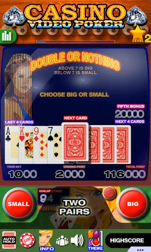 Casino Video Poker  screenshots 3