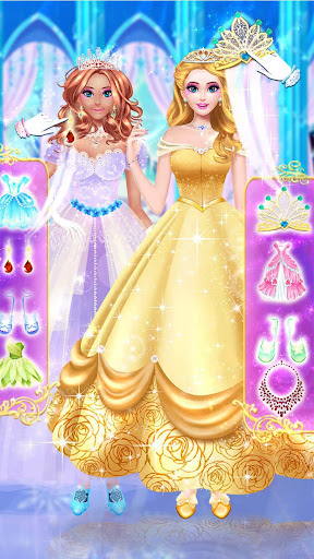 Princess dress up and makeover games 1.3.7 Screenshots 14