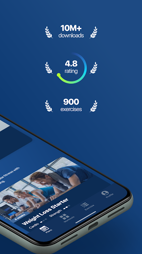 Fitify: Workout Routines & Training Plans screen 1