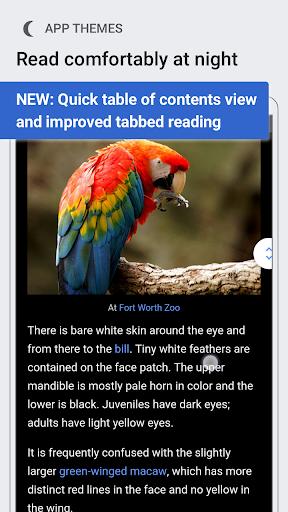 Wikipedia Beta android2mod screenshots 1