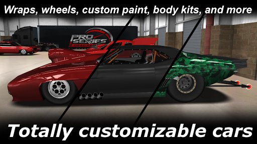 Pro Series Drag Racing 2.20 screenshots 1