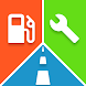 Mileage Tracker, Vehicle Log & Fuel Economy App