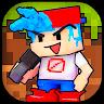 FNF Mod for Minecraft PE app apk icon