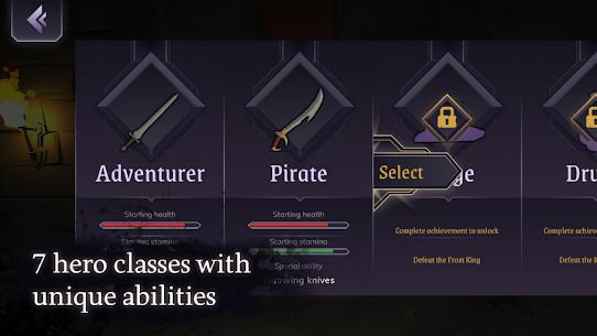 Dread Rune: Roguelike Dungeon Crawler Mod Apk 0.44.7 (God Mode + Unlimited Diamonds) 8