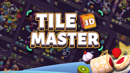 Tile Master 3D - Triple Match & 3D Pair Puzzle APK 8