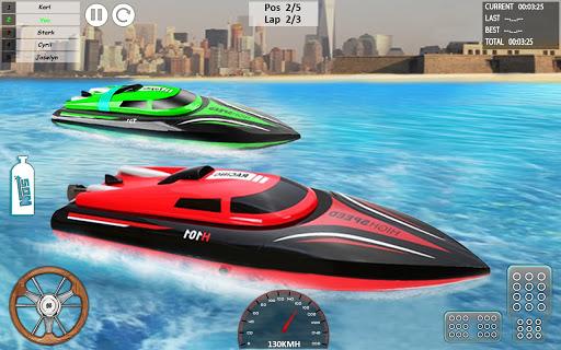 Xtreme Boat Racing 2019: Speed Jet Ski Stunt Games  screenshots 1