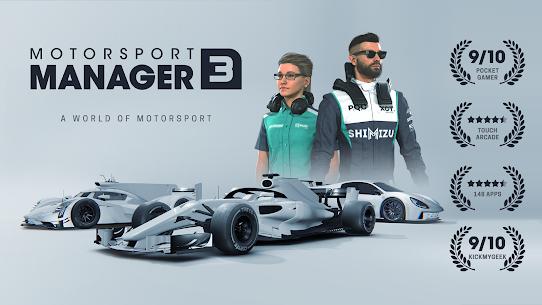 Baixar Motorsport Manager Mobile 3 Apk Última Versão 2021 2