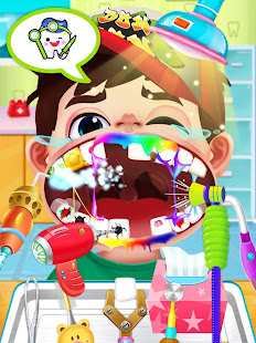 Crazy dentist games with surgery and braces 1.3.5 Screenshots 13