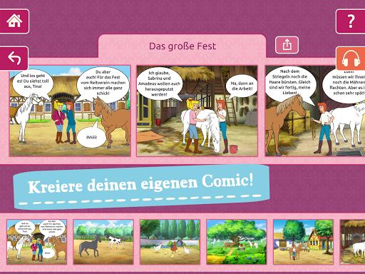 Bibi & Tina: Pferde-Abenteuer Apkfinish screenshots 11