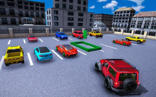 In Car Parking Games u2013 Prado New Driving Game 1.4 screenshots 2