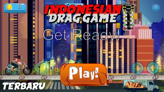 Indonesian Drag Bike Racing 3