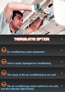 Learn to repair air conditioning 10.0