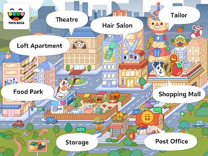 Toca Life: City MOD (Unlocked) 5