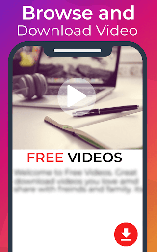 All Video Downloader  screenshots 3
