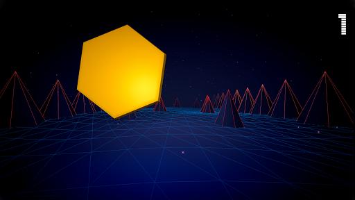 nimiq sunset cyberspace screenshot 2