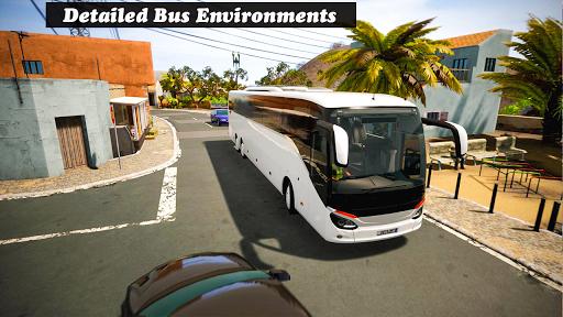 Coach Bus Driving Simulator 2020: City Bus Free 0.1 Screenshots 8