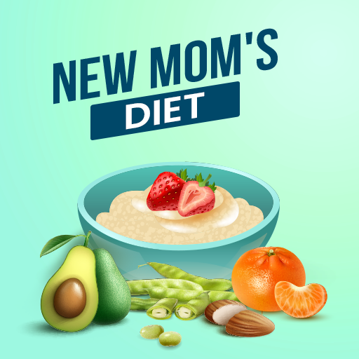 Baixar New Mom's Diet: Post Pregnancy Weight Loss Diet