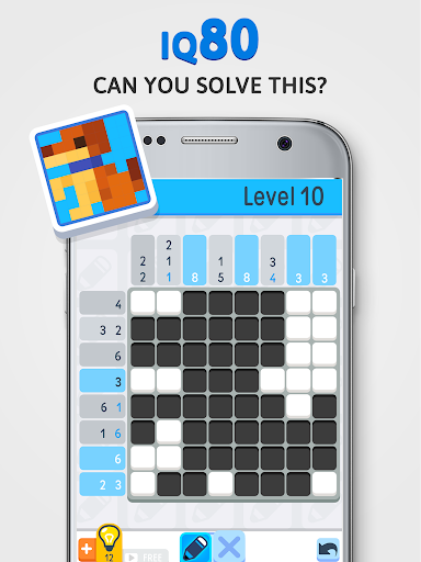 Nonogram - Logic Pic Puzzle - Picture Cross 3.15.1 screenshots 12