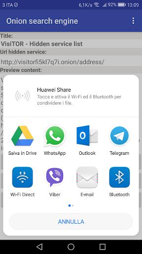 Onion Search Engine  Screenshots 8