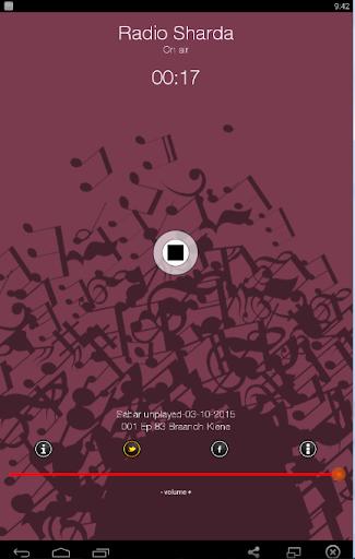 radio sharda 90.4 fm screenshot 2