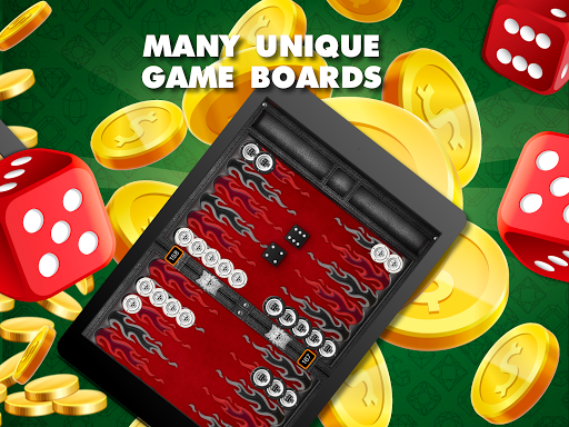 Backgammon - Play Free Online & Live Multiplayer  screenshots 8