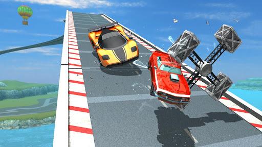 Mega Ramp Car Racing :  Impossible Tracks 3D 5.5 Screenshots 6