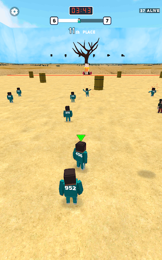 Squid.io - Red Light Green Light Multiplayer 1.0.5 screenshots 19