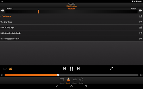 VLC Remote Free Screenshot
