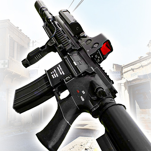 Modern Commando Shooting Mission: FPS Action Game
