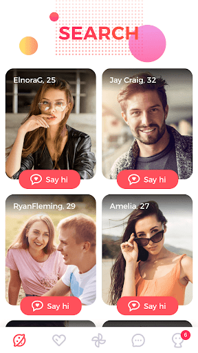 Threesome Dating App for Swingers & Couples - 3way 2.0.1 Screenshots 1