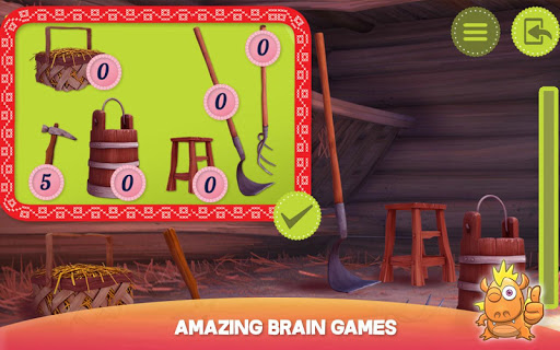 Heidi: best toddler fun games 7.0 Screenshots 20