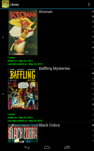 Challenger Comics Viewer 3.00.19.arm64-v8a Screenshots 8