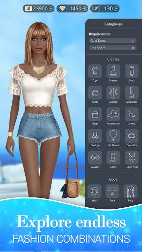 Fashion Nation: Style & Fame 0.15.6 screenshots 5