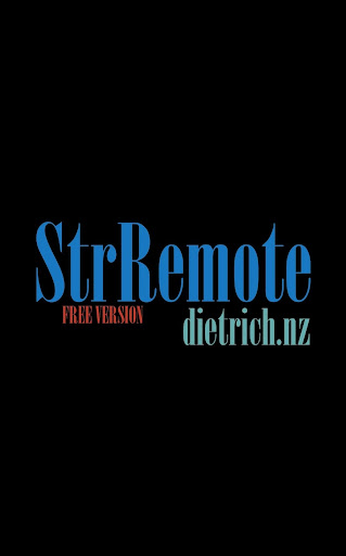 StrRemote Demo