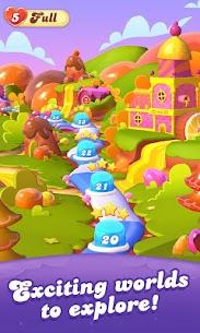 Tải Candy Crush Friends Saga MOD APK 1.57.4 (sống / di chuyển) 5