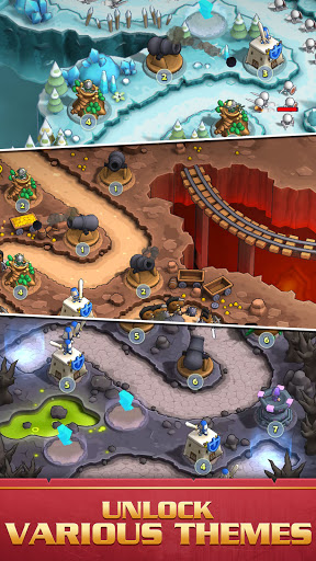 Mini War: Pocket Defense 0.9.4 screenshots 5