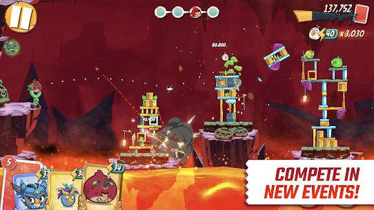 Tải Angry Birds 2 MOD APK 2.52.0 (Đá quý / Năng lượng vô hạn) 3