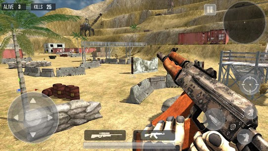 Mountain Sniper 3D Shooter App For PC (Windows 7, 8, 10) Free Download 1