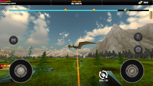 Wild Hunter: Dinosaur Hunting apkslow screenshots 12