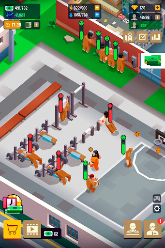 Prison Empire Tycoon - Idle Game screenshots 6