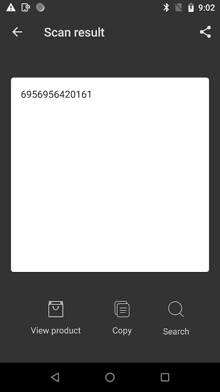 QR Code Reader & Generator / Barcode Scanner poster 3
