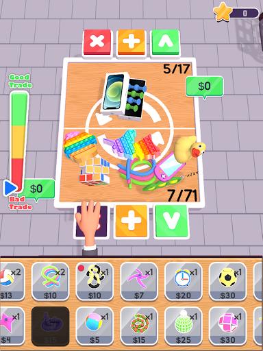 Fidget Trading 3D screenshots 4