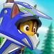 Patrol Jungle Adventure Dog Patroller 2D