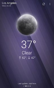 Weather Premium MOD APK by MacroPinch 5